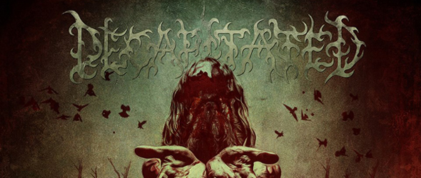 decapitated artwork edited 1 - Decapitated - Blood Mantra (Album Review)