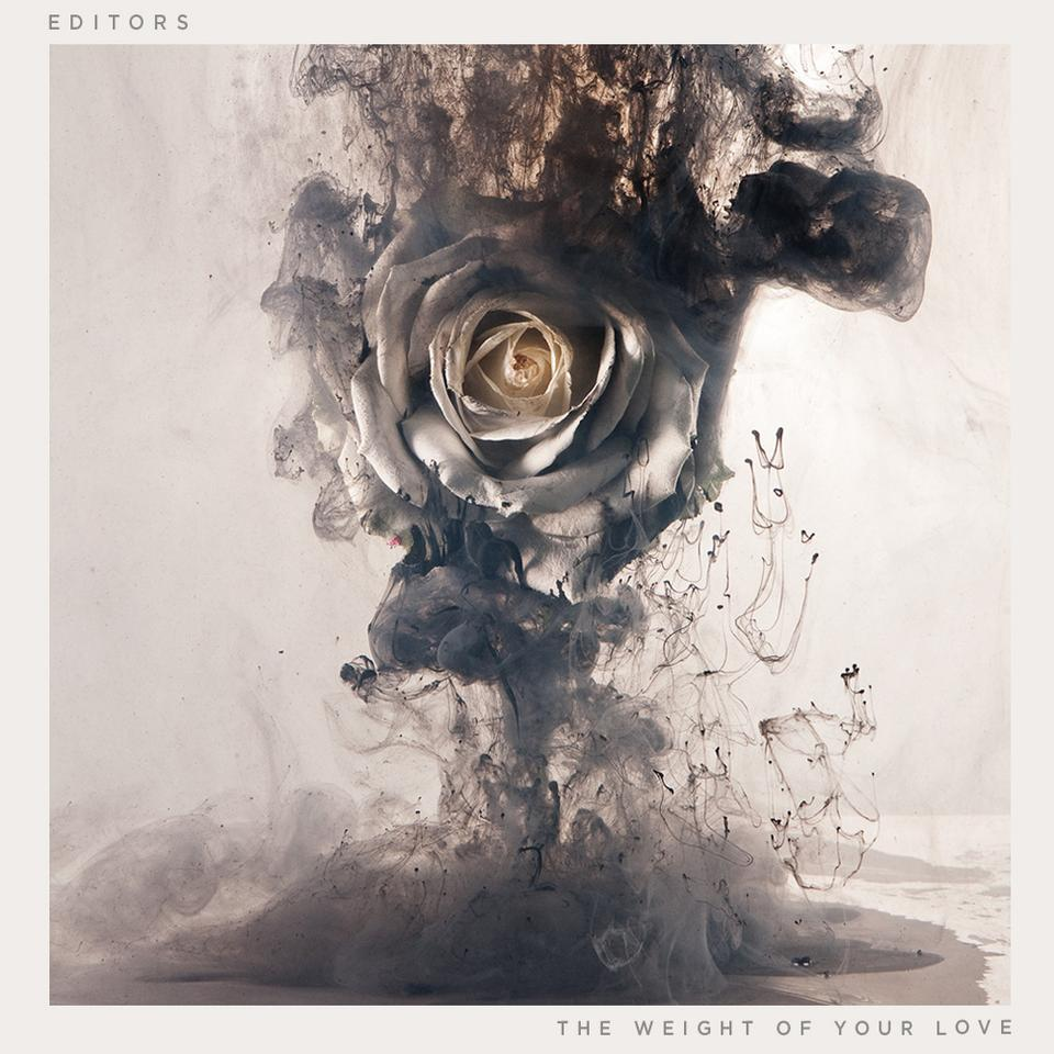 editors album cover - Editors - The Weight of Your Love (Album Review)