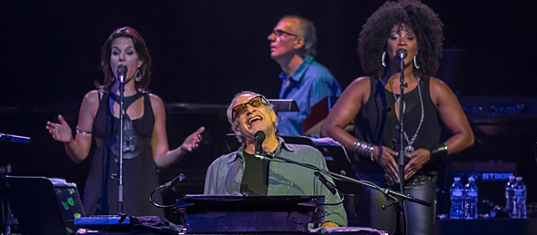 for slide - Steely Dan sells out The Paramount Huntington, NY 9-13-14