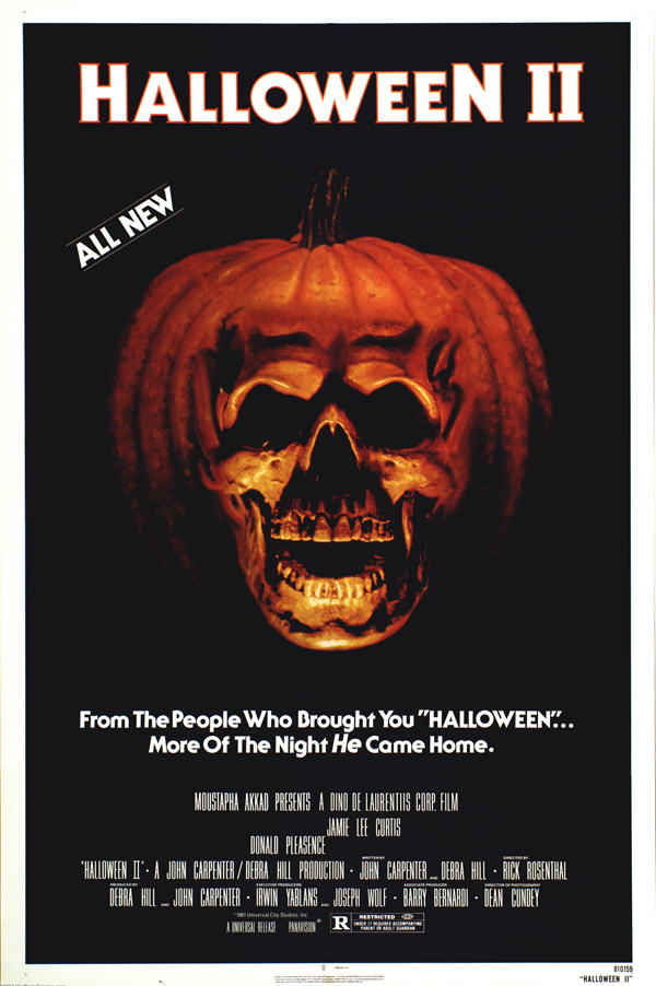 halloween 2 ii poster 1981 - Interview - Chris Motionless of Motionless in White