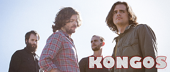 kingos slide - Interview - Daniel Kongos of KONGOS