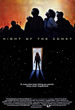 night of the comet - Interview - Catherine Mary Stewart