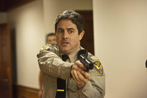 picture of zach galligan in hatchet iii 2013 large picture - Interview - Zach Galligan
