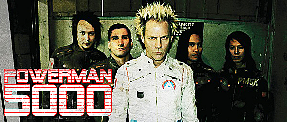 powerman slide - Interview - Spider One of Powerman 5000