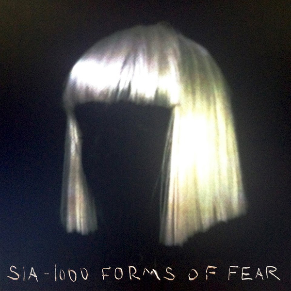 sia 1000 forms of fear album cover - CrypticRock Presents: The Best Albums of 2014