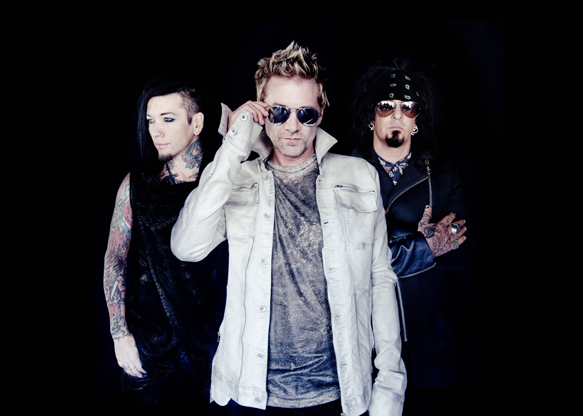 sixx am - Sixx:A.M. - Modern Vintage (Album Review)
