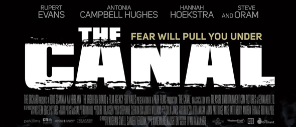 the canal poster slide - The Canal (Movie Review)