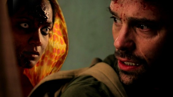 the dead 2 still a l - The Dead 2: India (Movie Review)