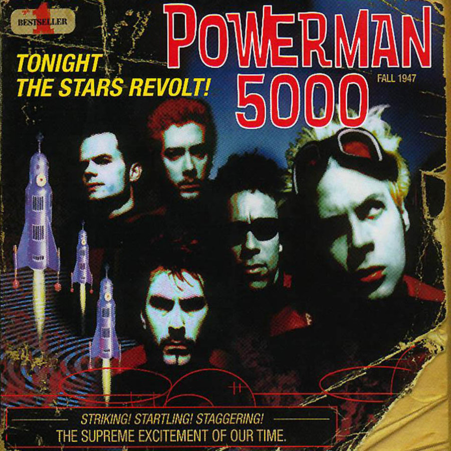 tonight the stars revolt by nuclearbeast d3iodfq - Interview - Spider One of Powerman 5000