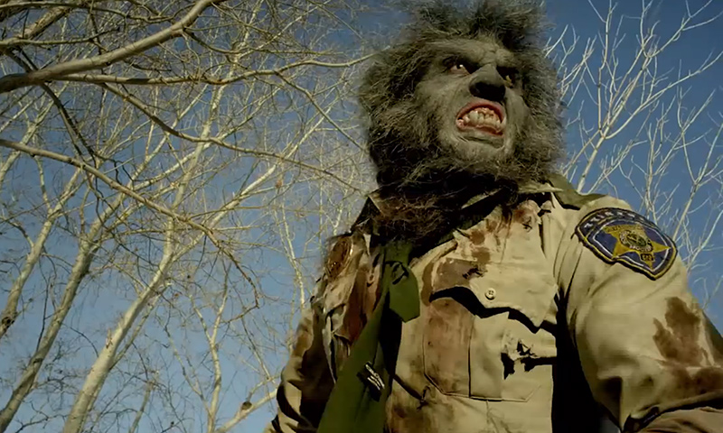 wolfcop still 2 - WolfCop (Movie Review)