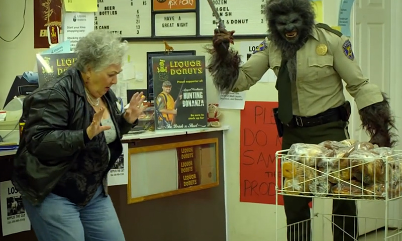 wolfcop still 3 - WolfCop (Movie Review)