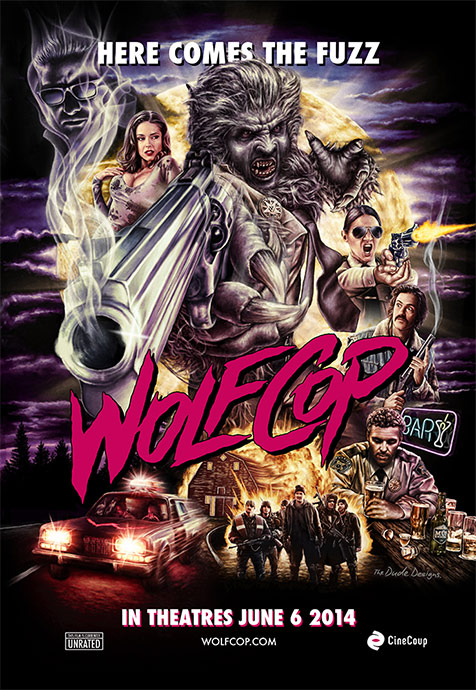 wolfcop - WolfCop (Movie Review)