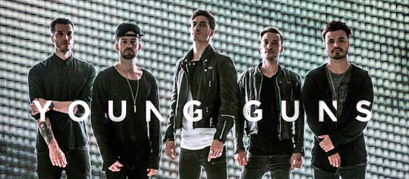 young guns new slide - Interview- Gustav Wood of Young Guns