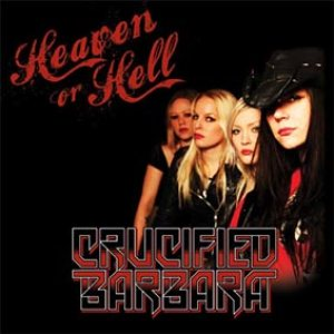 30446 crucified barbara heaven or hell - Interview - Klara Force of Crucified Barbara