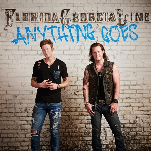 Florida Georgia Line Anything Goes - CrypticRock Presents: The Best Albums of 2014