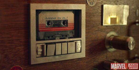 Guardians of the Galaxy 9 - Guardians of the Galaxy: Awesome Mix Vol. 1 (Album Review)