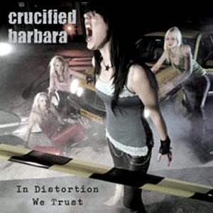 In Distortion We Trust - Interview - Klara Force of Crucified Barbara