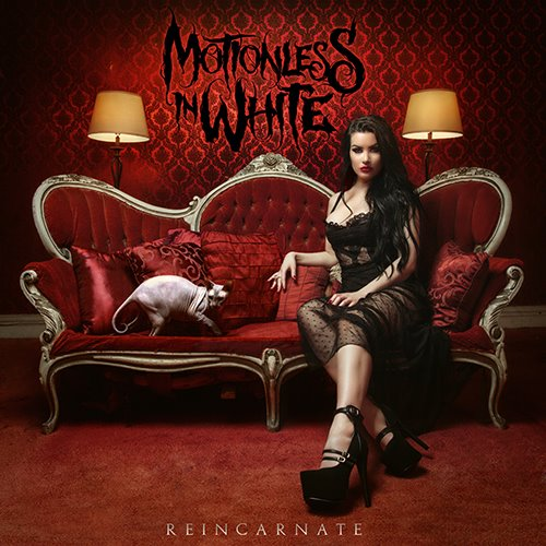 Motionless in white reincarnate - Interview - Chris Motionless of Motionless in White