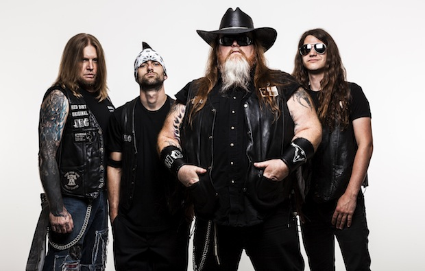PHOTO General Publicity 1 James Bland - Texas Hippie Coalition - Ride On (Album Review)