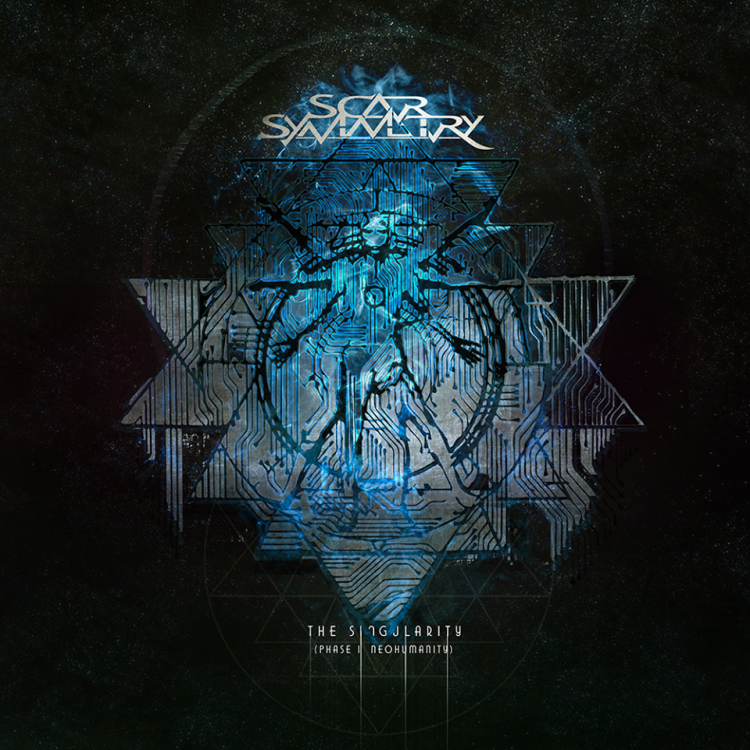 Scar Symmetry The Singularity Neohumanity - CrypticRock Presents: The Best Albums of 2014