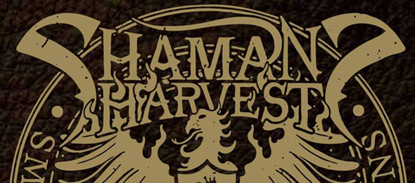 Shamans Harvest Album edited 1 - Shaman's Harvest – Smokin' Hearts & Broken Guns (Album Review)