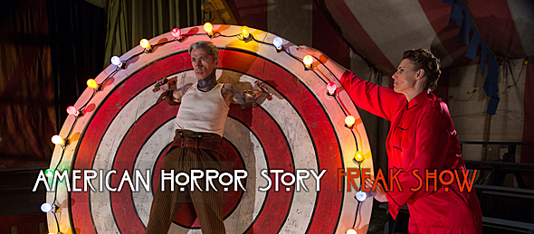 ahs slide episode bullseye - American Horror Story: Freak Show - Bullseye (Episode 6 Review)