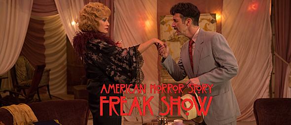 american slide episode 5 - American Horror Story: Freak Show - Pink Cupcakes (Episode 5 Review)