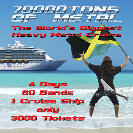 banner 70000TONS OF METAL 468x468 - Interview - Klara Force of Crucified Barbara