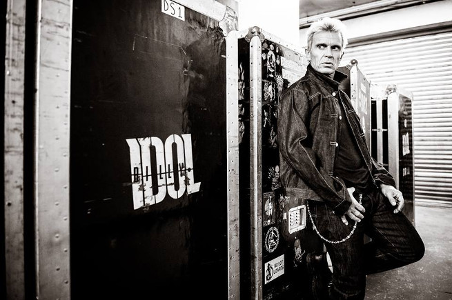 billy idol nuovo album kings queens of the underground 21 ottobre 2014 - Billy Idol - Kings & Queens of the Underground (Album Review)
