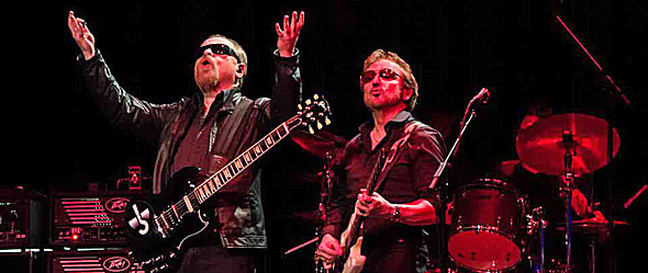 blue oyster slide - Blue Oyster Cult ignites The Space Westbury, NY 10-18-14
