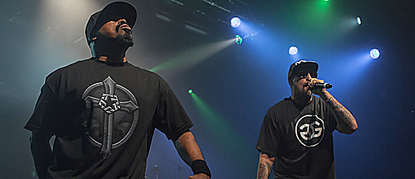 cypress slide - Cypress Hill bring mischief to Best Buy Theater NYC 10-30-14