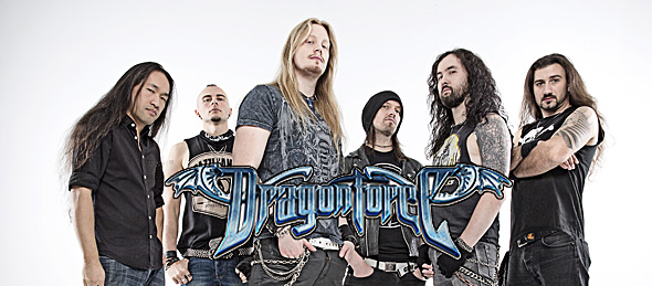 dragonforce slide - Interview - Sam Totman & Herman Li of DragonForce