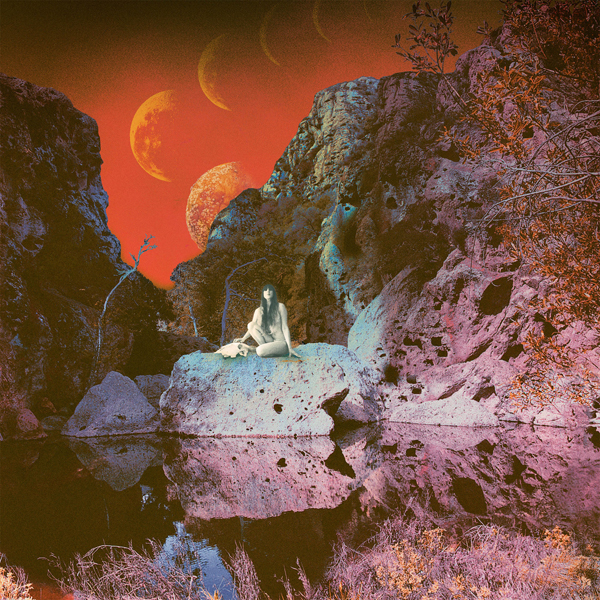 earth album cover - Earth - Primitive and Deadly (Album Review)