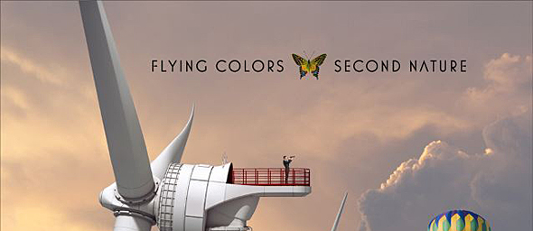 flyingcolorssecondnaturecd1 - Flying Colors – Second Nature (Album Review)