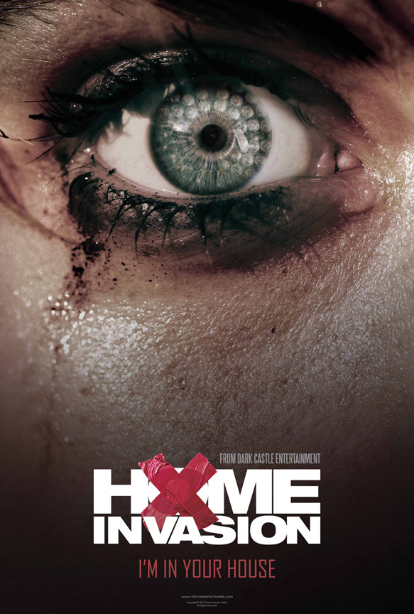 home invasion - Interview - Chandler Riggs of The Walking Dead