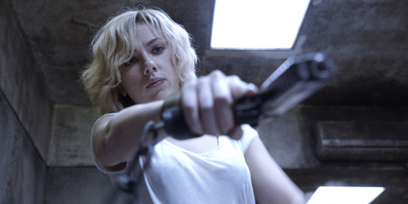 lucy still 3 - Lucy (Movie Review)