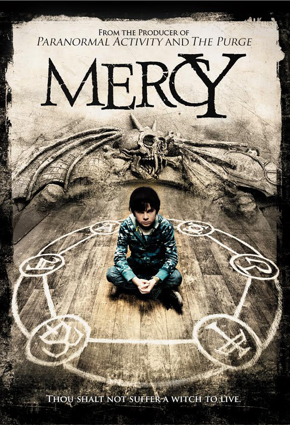 mercy poster - Interview - Chandler Riggs of The Walking Dead