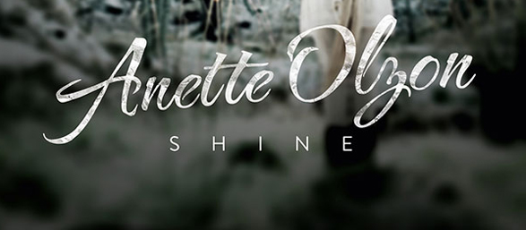 shine cover1 - Anette Olzon - Shine (Album Review)