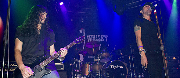 tantric slide - Tantric & Otherwise Rock Whisky a Go Go West Hollywood, CA 11-8-14