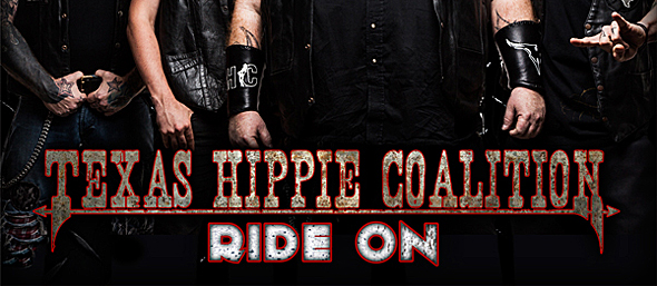 texas slide edited 1 - Texas Hippie Coalition - Ride On (Album Review)
