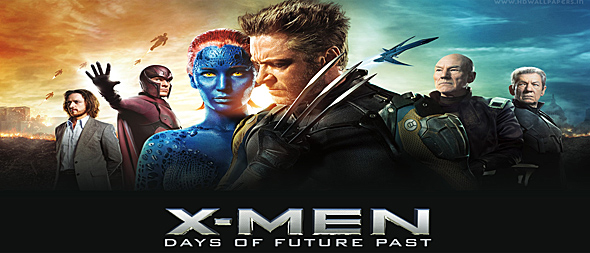 x men days of future past banner wide - X-Men: Days of Future Past (Movie Review)