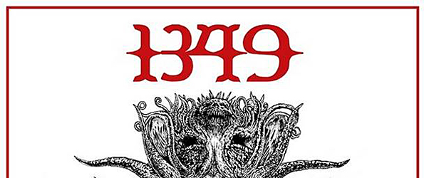 1349massivecd1 - 1349 - Massive Cauldron of Chaos (Album Review)