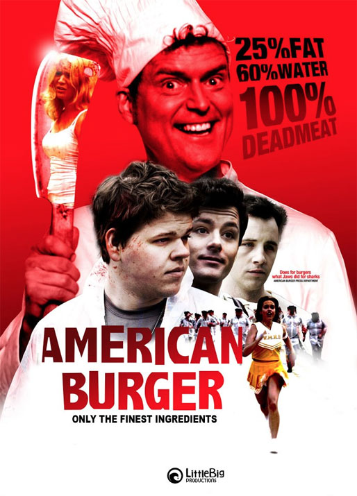 20130506 american burger poster - American Burger (Movie Review)