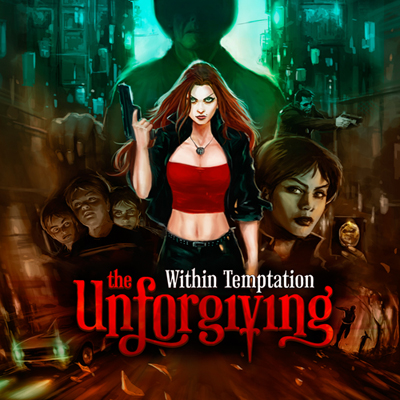 Album cover - Interview - Sharon den Adel of Within Temptation