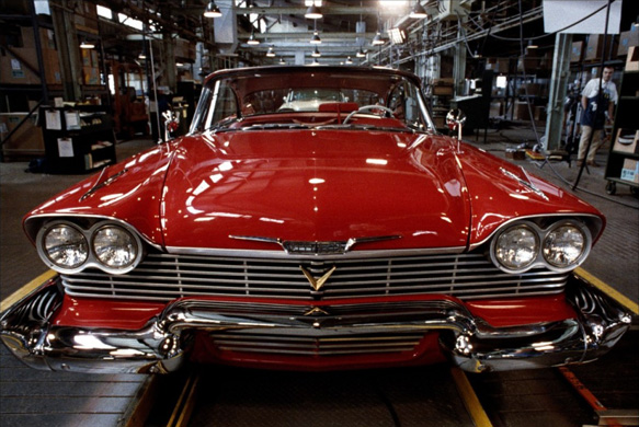 Christine 1 - This Week in Horror Movie History - Christine (1983)