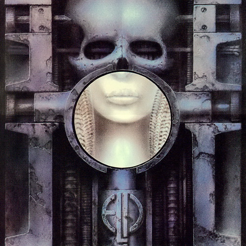 ELP   Brain Salad Surgery - Reflecting on H.R. Giger - The Fantasy artist of a lifetime