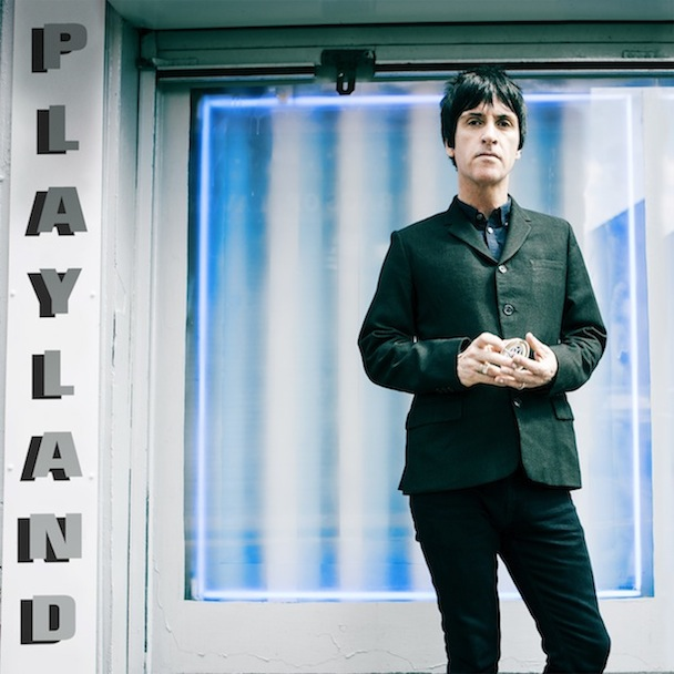 Johnny Marr Playland - CrypticRock Presents: The Best Albums of 2014