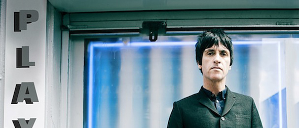 Johnny Marr Playland1 - Johnny Marr - Playland (Album Review)