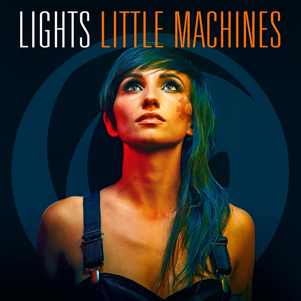 Lights Little Machines - CrypticRock Presents: The Best Albums of 2014