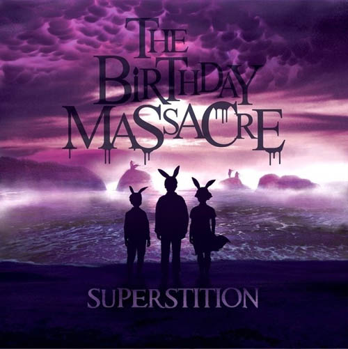 Superstition album cover - CrypticRock Presents: The Best Albums of 2014